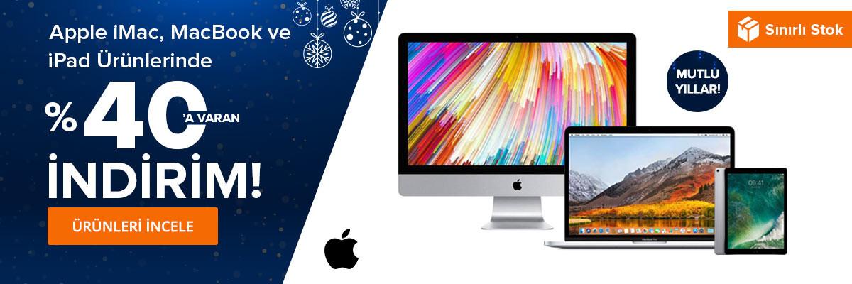 Günün Fırsatı Apple %40'a Varan