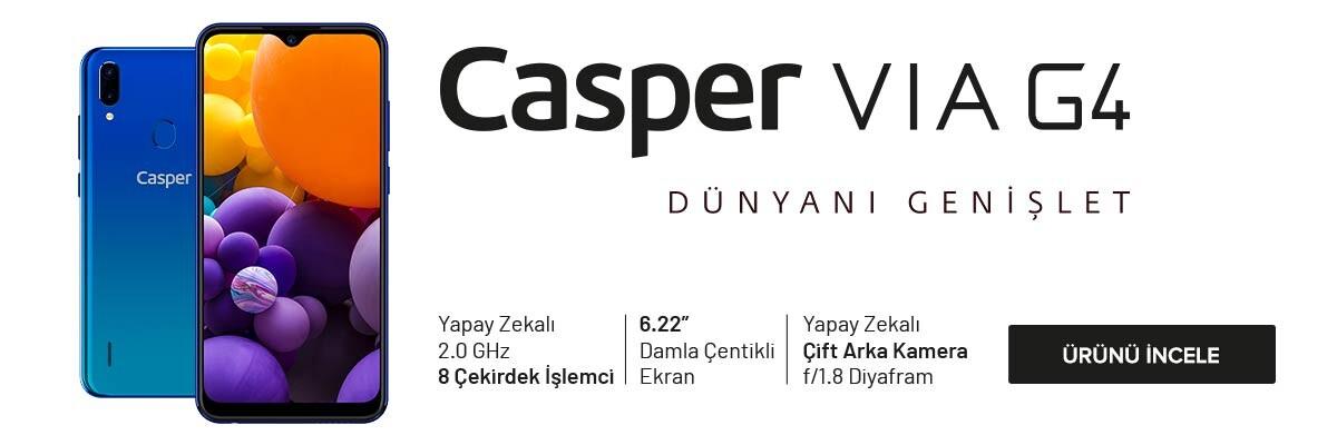 Casper Via4
