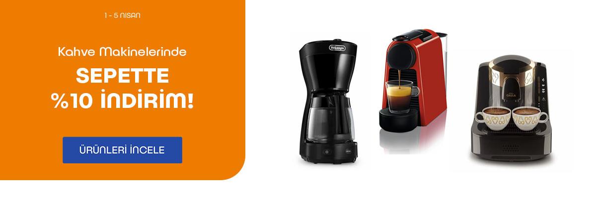 Kahve Mak %10 1-5 Nisan