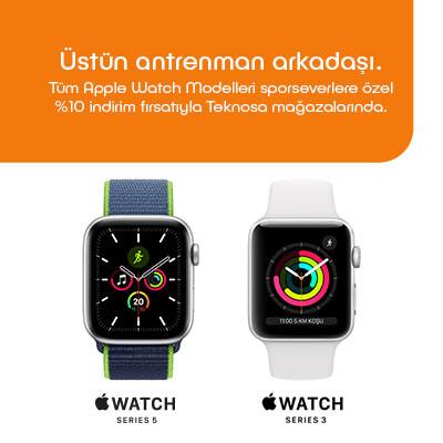 Apple Watch Back to Sport Kampanyasi