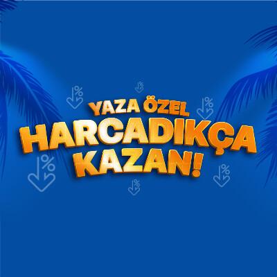 Harcadıkça Kazan Kampanyası