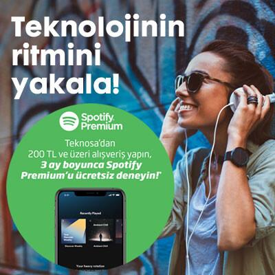 Spotify Kampanyası