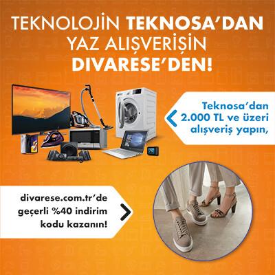 Teknosa Müşterilerine Özel divarese.com.tr'de Geçerli %40 İndirim Kampanyası