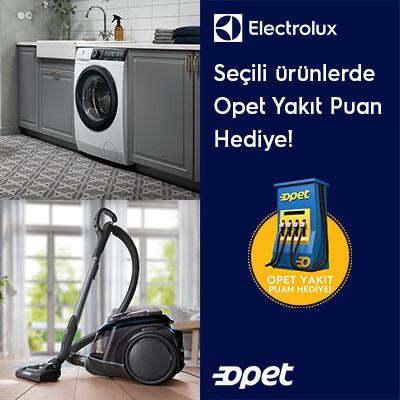 Electrolux Opet Kampanyasi