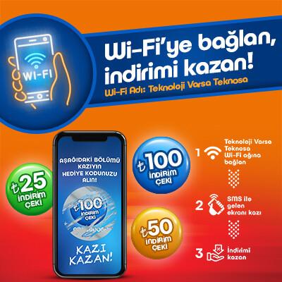 Kazı Kazan Kampanyası