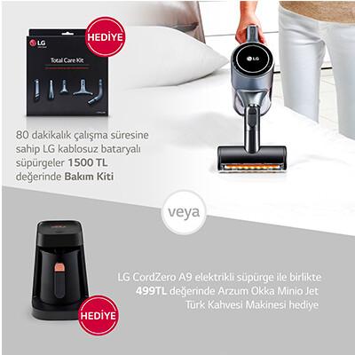LG Cord Zero Kampanyası
