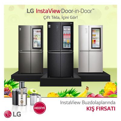 LG Instaview Kampanyası