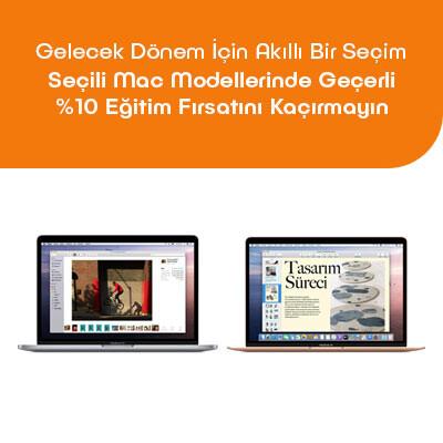 Secili Mac Modellerinde Egitim İndirimi