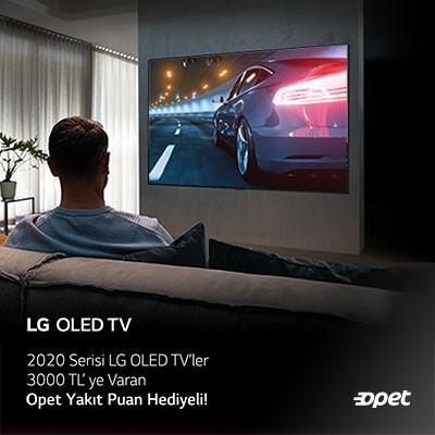 LG TV Opet Kampanyası