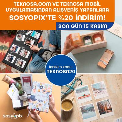 Sosyopix Kampanyası