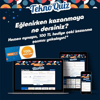 TeknoQuiz  Kampanyası