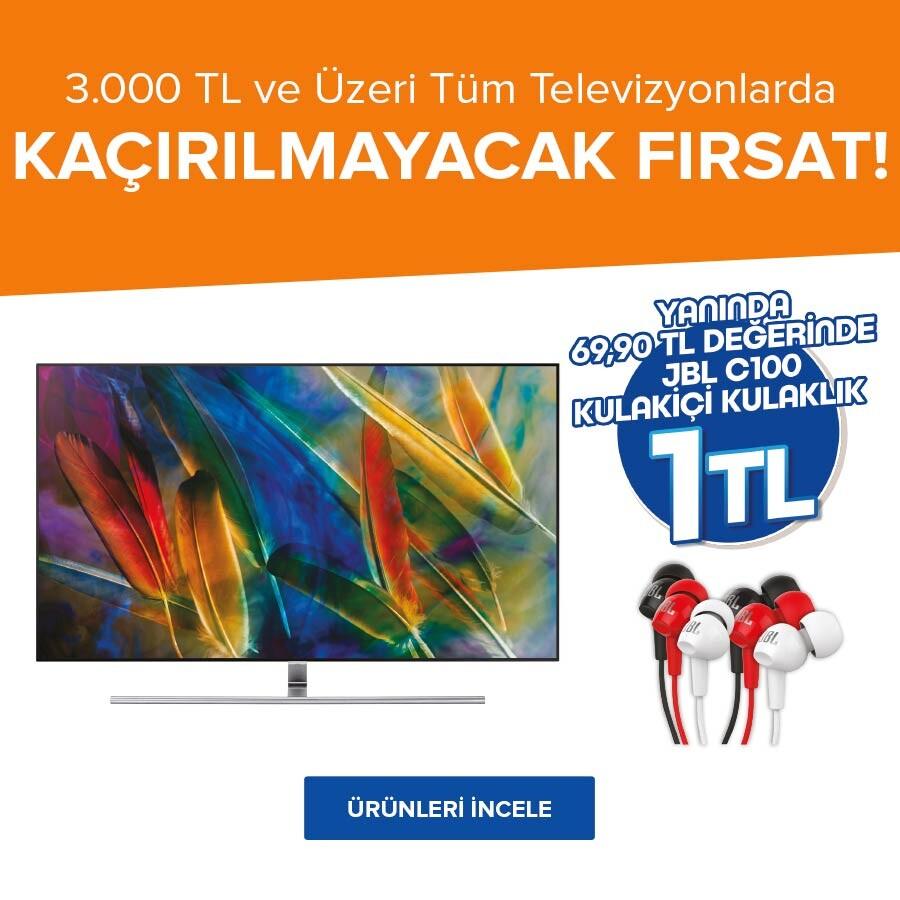 TV 3000 JBL Kampanyası
