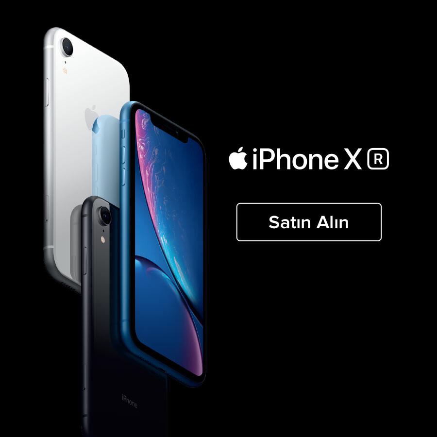 iPhone XR Banner