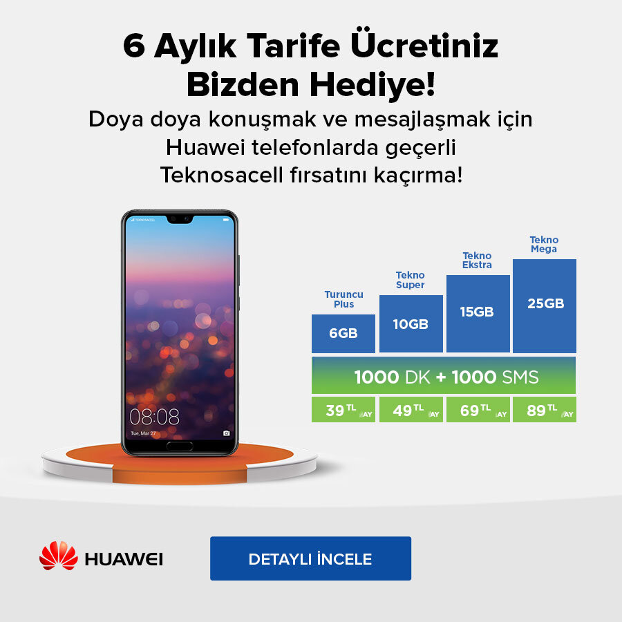 Huawei Teknosacell