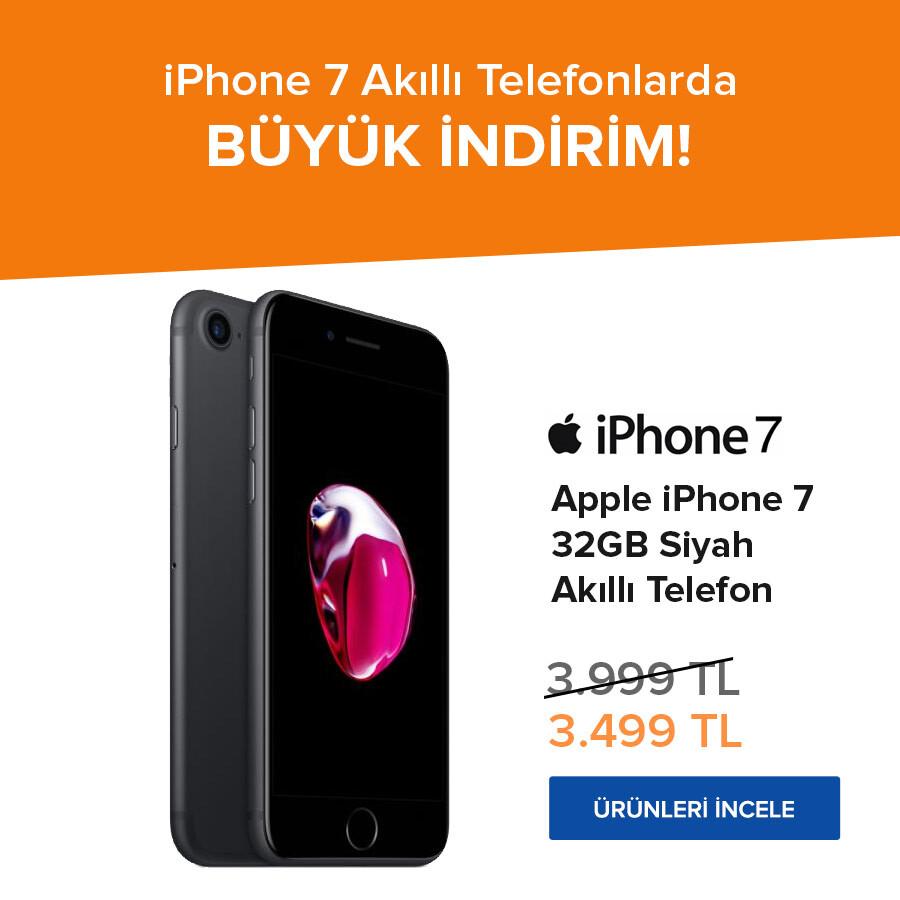 iPhone 7 İndirim