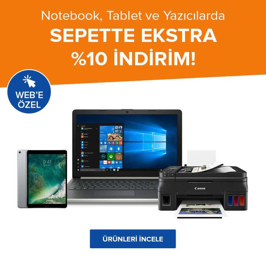 Notebook Tablet Yazıcı