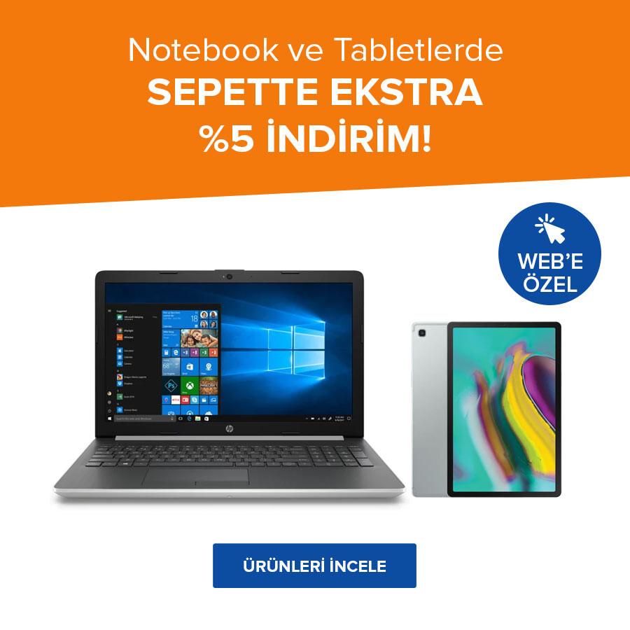 Notebook Tablet %5
