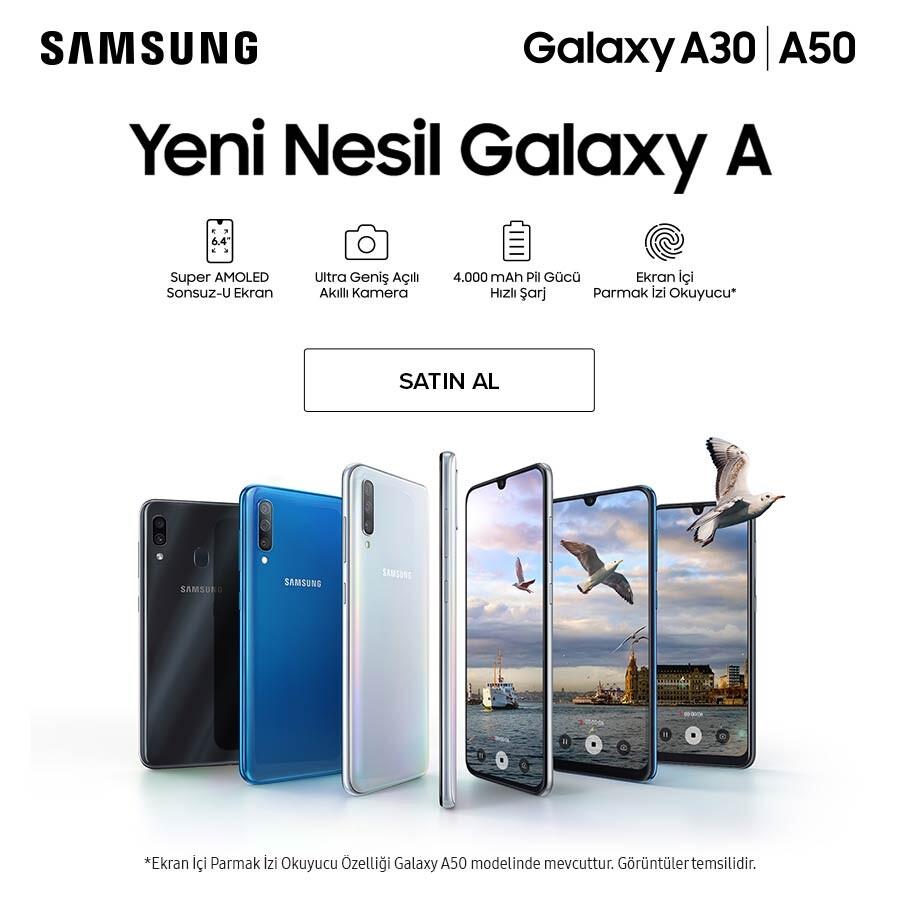 Samsung A Serisi