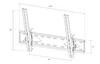 Sonorous Surefİx 335 Tilt Plazma/Lcd TV Askı Aparatı