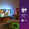 "Philips 50PUS7805/62 50"" 126 Ekran Ambilightlı 4K UHD Smart TV"