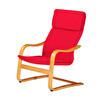 Adore Easy Relax CHR-101-KZ-1 TV ve Dinlenme Koltuğu Kırmızı