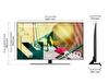 "Samsung 85Q70T 85"" 214 Ekran 4K UHD QLED TV"