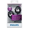 Philips SHS-4700 Siyah Kulak Üstü Kulaklık