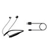 Philips SHB4205BK Flite Bluetooth Mikrofonlu Kulak İçi Kulaklık