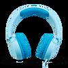 Jbl Jr300 Kulak Üstü Çocuk Kulaklığı - Mavi