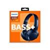 Philips Shl3070Bl/00 Bass+ Kafabantlı Kulaklık Mavi