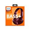 Philips Shl3070Rd/00 Bass+ Kafabantlı Kulaklık Kırmızı