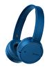 Sony Whch500L.Ce7 Bluetooth Nfc KafaÜstü Katlanabilir Kulaklık Mavi