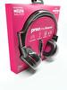 Preo My Sound MS05 S Kablolu Kulak Üstü Kulaklık Candy Pembe