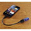 Hama USB B Micro Fış - USB A Soket Altın Uç Adaptör