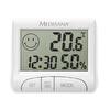 Medisana 60079 Alarmlı Saat (Duvar-Masa-Magnet)