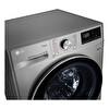 LG F4V5RGP2T.ASSPLTK A+++ 10,5 / 7 Kg Yıkama Kurutmalı Çamaşır Makinesi - Metalik