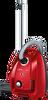 Siemens VSC3A210  4 Lt Pureair Hijyenik Filtre Toz Torbalı Kırmızı Süpürge