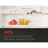 Aeg Rcb74711Nw No Frost Kombi Net465Lt Beyaz Buzdolabı