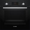 Bosch Hbf113ba0t Led Dokunmatik Ekran Ankastre Fırın Siyah