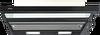 Bosch DFT63CA61T 4W Led Aydınlatma 3 Kademeli Sürgülü Teleskopik Siyah Aspiratör