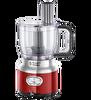Russell Hobbs 25180-56 Retro Mutfak Robotu - Kırmızı ( OUTLET )