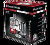 Russell Hobbs 25180-56 Retro Mutfak Robotu - Kırmızı