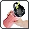 Tefal BL1A0D38 OnTheGO Kişisel Mataralı Paslanmaz Çelik Mini Blender Karıştırıcı