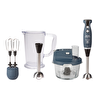 Tefal Activflow All in One Mavi Blender Seti