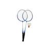 Universal 2 Raket 3 Top Badminton Seti