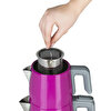 Arnica Demli Stil Fuşya Çay Makinesi