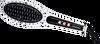Grundig HB 5850 İyonik Fonksiyonlu Saç Düzleştirici Tarak