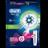 Oral-B D16 Pro Care 750 Şarjlı Diş Fırçası (Pembe)
