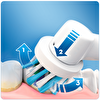 Oral-B D100 Vitality Cross Action Şarjlı Diş Fırçası (Siyah)