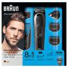 Braun MGK5060 8'i 1 Arada Erkek Bakım Kiti